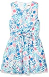 Hatley Girls' Party Dress, Blue, 8 (Big Kids)
