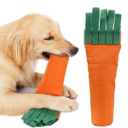 AKDSteel - Portaborraccia a forma di carota, per animali domestici