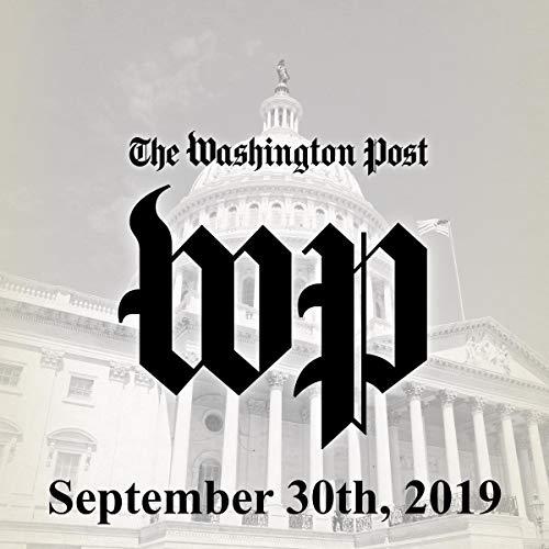 September 30, 2019 cover art