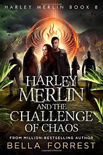 Harley Merlin 8: Harley Merlin and the...