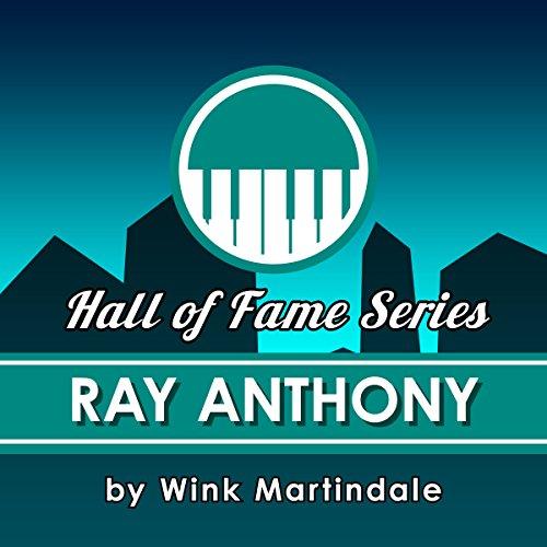 Diseño de la portada del título Ray Anthony