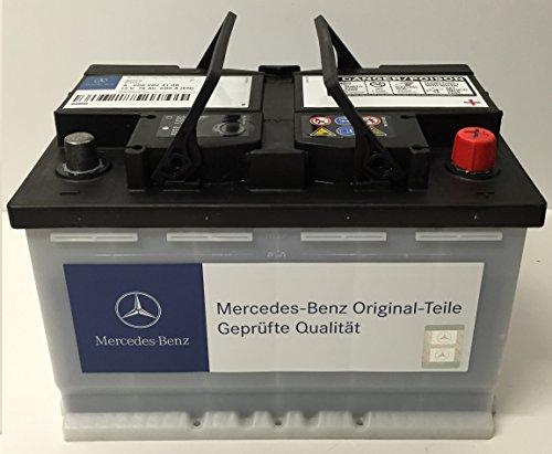 Recambios Originales Mercedes-Benz Batería BATERIA 12V 74ah 680A – A0009823108