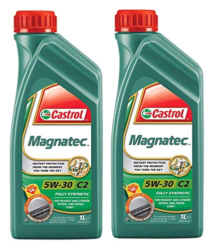 Castrol Magnatec 5W-30 C2 Vollsynthetik 2 Liter