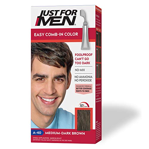 Just For Men Easy Comb-In Color Now $4.93 (Was $12.99)