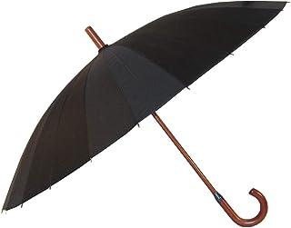Rainbrella Stick Umbrella, 102 Centimeters, Black
