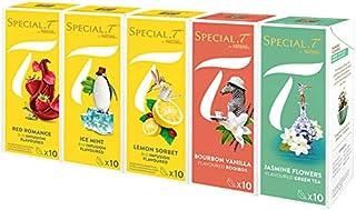 Original Special T - 50 Kapseln /Set 6 / 5 Sorten für Nestlé Tee Maschinen