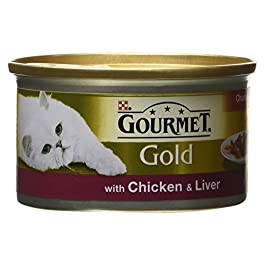 Purina Gourmet Perle Gourmet Gold Chicken And Liver 85g