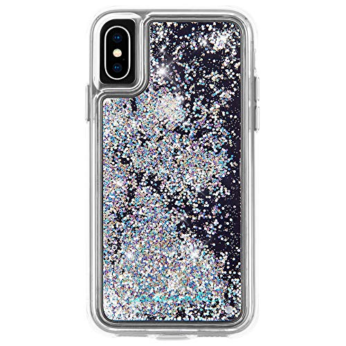 Case-Mate - iPhone XS Case - WATERFALL - iPhone 5.8 - Iridescent