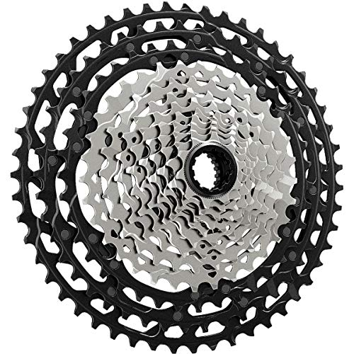 SHIMANO XTR CS-M9100 12-Speed Cassette Black/Gray, 10-51T