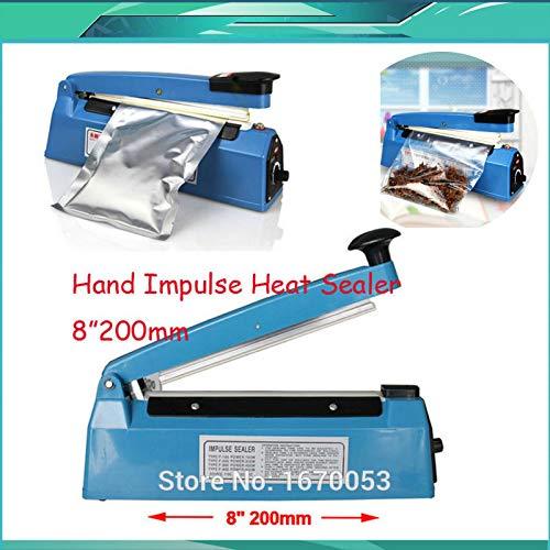 Lowest Price! Tool Parts 200mm 8 Wholesale Price 110V/220V New Heat Sealing Machine Impulse Sealer ...