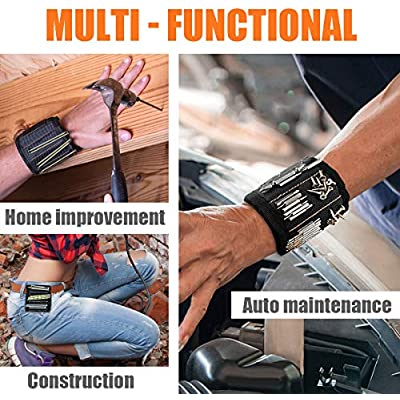 Tool... Gifts for Mens Gadgets Men WEARXI Magnetic Wristband