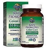 Garden of Life Raw Probiotics, Colon Care, 30 Veggie Caps, 1 Units