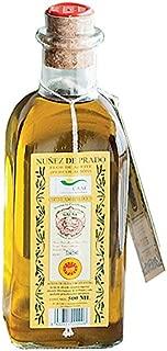 Nunez De Prado Organic Extra Virgin Olive Oil, 16.9 Ounce