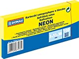 Colorati, caricabatterie Not izenen antiaderente, ideale per comunicazioni Numero di fogli: 3X 100fogli (38X 51mm) Grammatura: 70G/M² 4%