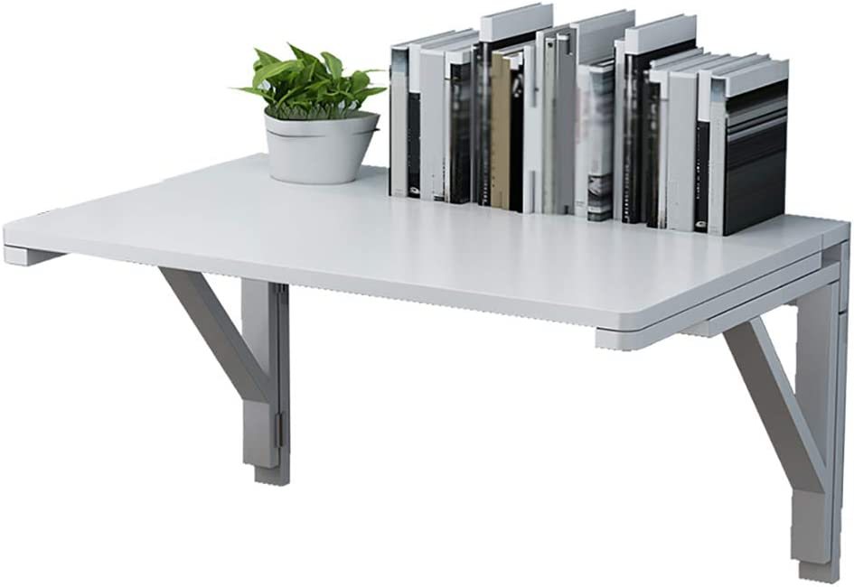 OFFicial shop Folding Desk Wall-Mounted Table Dining Solid Wall Limited price sale