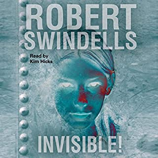 Invisible! cover art