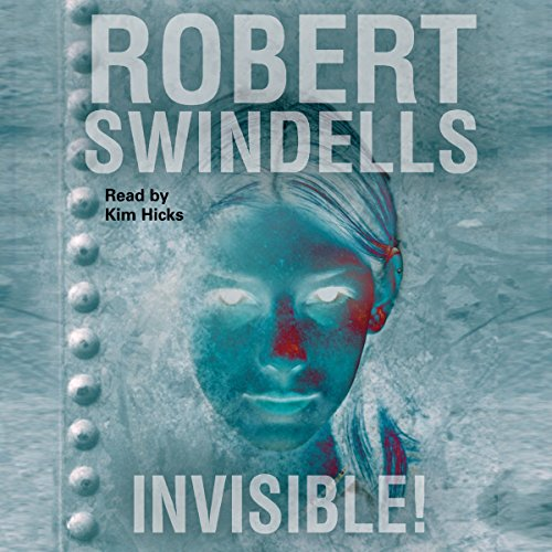 Invisible! audiobook cover art
