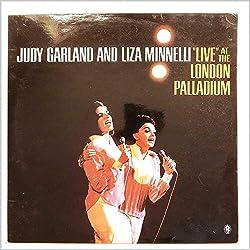 Judy Garland and Liza Minnelli Live At The London Palladium [LP]