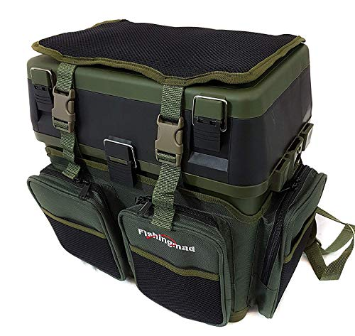 FISHINGMAD ROVING SEATBOX WITH BACKPACK