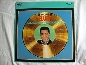 Elvis' Golden Records - Vol 3