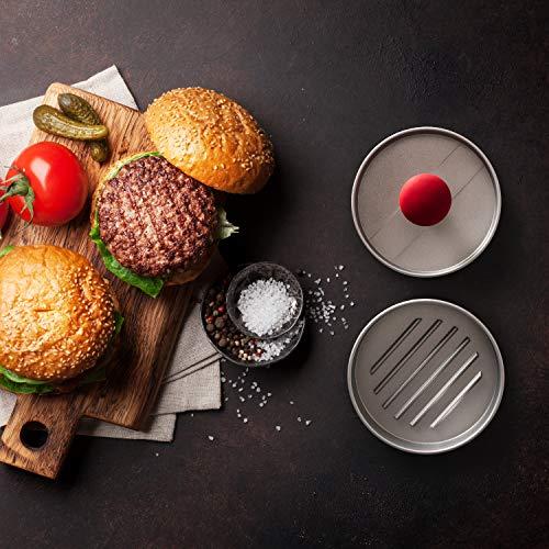 Everbrent -  Blumtal Burgerpresse