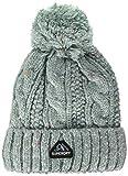 Superdry Gracie Cable Beanie Conjunto de Accesorios de Invierno, Tweed Azul Marino, OS (Talla del Fabricante:OS) para Mujer