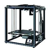 Impresora 3D, Impresora 3D Profesional Base Silenciosa, Tamaño 400*400*400 mm, de Alta Precisión con Pantalla Táctil, Detector de Filamento y Reanudación, DIY-TRONXY X5SA-400 Pro