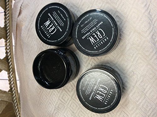 American Crew Heavy Hold Pomade (4 pack) 3 oz/each