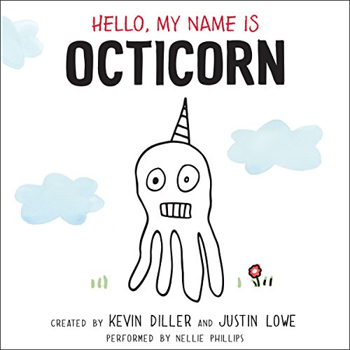 Hello, My Name Is Octicorn audiobook cover art