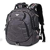 18,4 Pulgadas Laptop Backpack Cabe hasta 18 Pulgadas Gaming Laptops para,Grey,15 Pulgadas