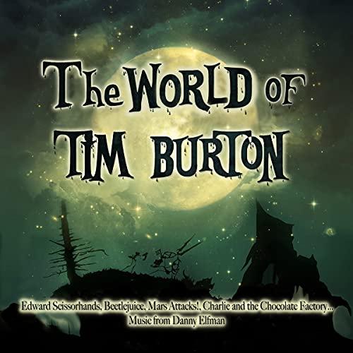 The World of Tim Burton (Original Soundtracks) (Green Vinyl) (Green, Indie Exclusive)