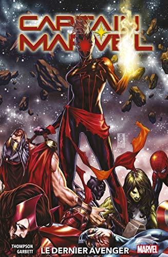 Captain Marvel (2019) T03 : Le dernier Avenger (French Edition)