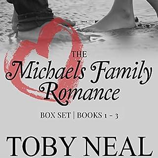 Michaels Family Romance Box Set audiobook cover art