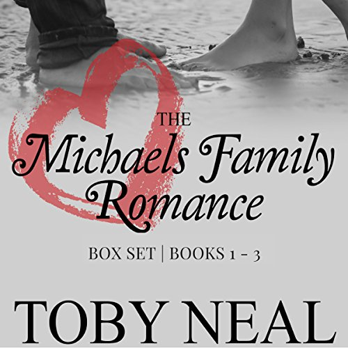 Michaels Family Romance Box Set audiobook cover art