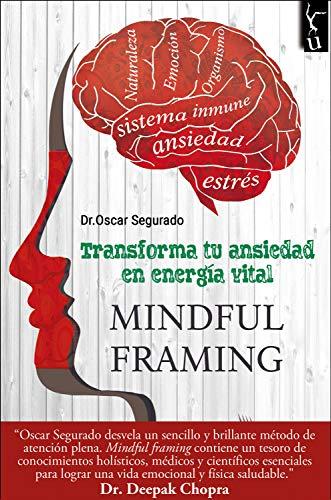 Portada del libro Mindful: Transforma tu ansiedad en energía vital de Óscar Segurado