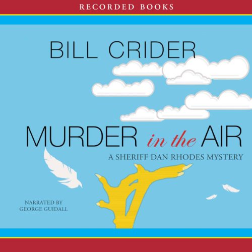 Couverture de Murder in the Air