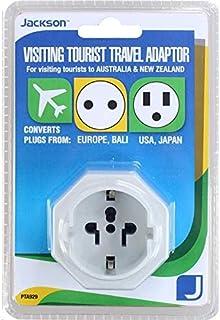 Jackson Inbound Travel Adaptor - US, Euro, (PTA929)