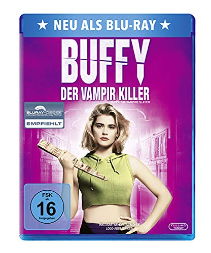 Buffy - Der Vampir-Killer [Blu-ray]