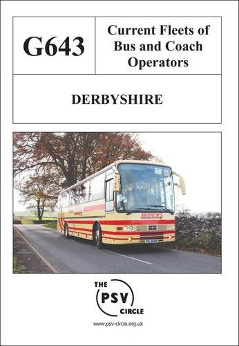 Current Fleets of Bus and Coach Operators - Derbyshire: G643