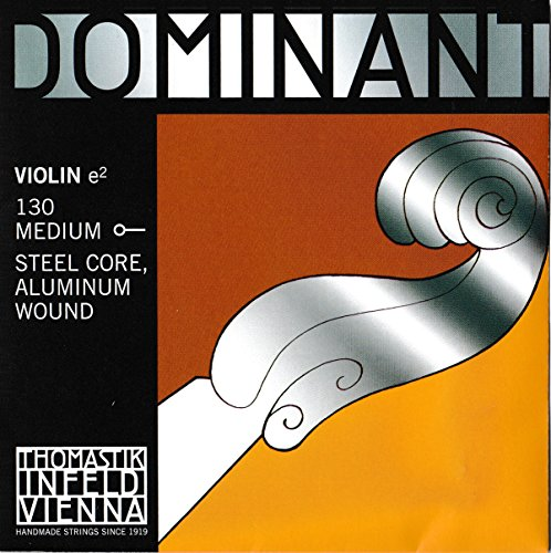 Thomastik Infeld Vienna Dominant, Corde per Violino, 130 Medium, 1 Pezzo