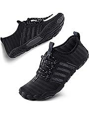 SAYOLA Water Shoes Mens Womens Quick Dry Sports Swim Aqua Shoes Barefoot Diving Boating Beach SA001