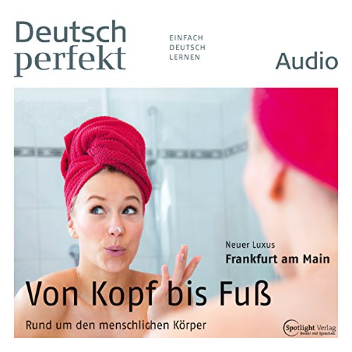 Deutsch perfekt Audio. 11/2014 Titelbild