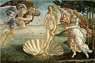 EuroGraphics The Birth of Venus by Sandro Botticelli Fine Art Print Poster24x36