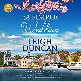 A Simple Wedding audiobook cover art