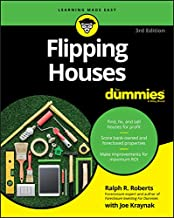 Flipping Houses For Dummies (For Dummies (Lifestyle)) Book PDF