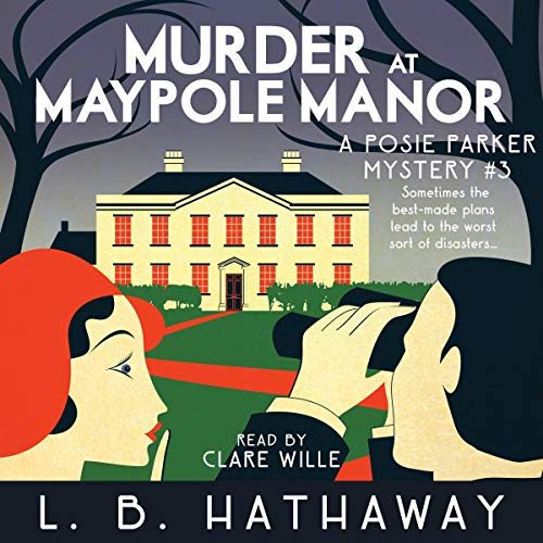 Murder at Maypole Manor  By  cover art