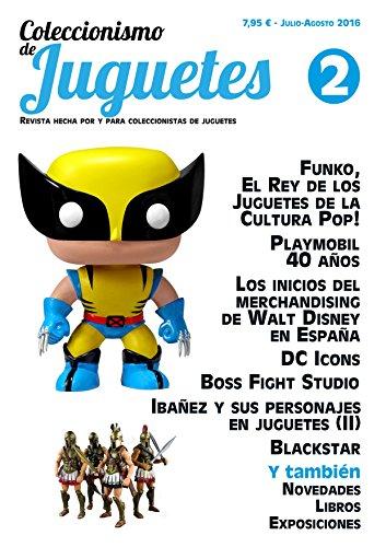 Revista Coleccionismo de Juguetes - Número 2