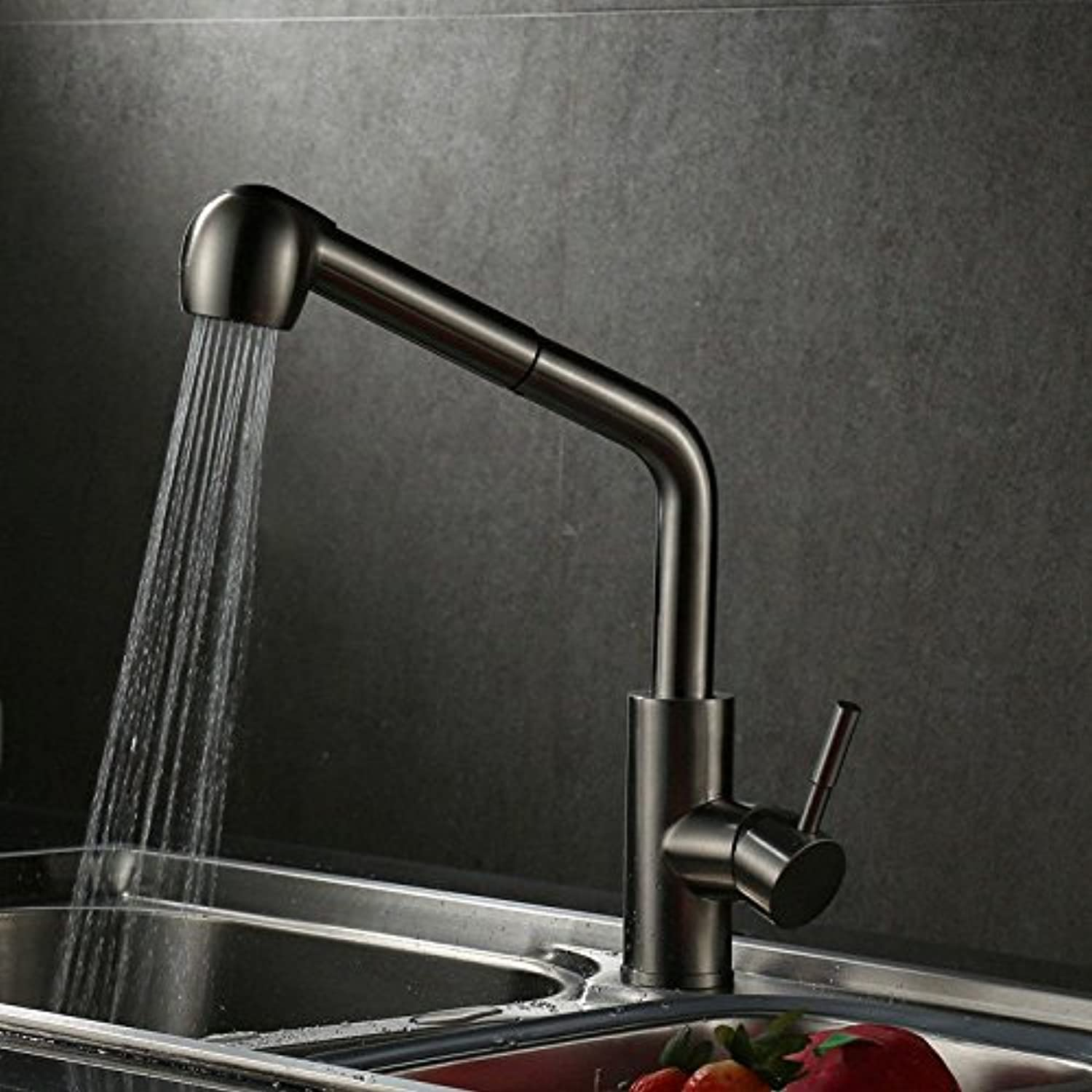Janitorial & Sanitation Supplies Restroom Fixtures SADASD Modern Bathroom Basin Faucet Copper White Basin Mixer Tap Ceramic Valve Single Hole Single Handle Hot and Cold Mixer Tap With G1/2 Hose