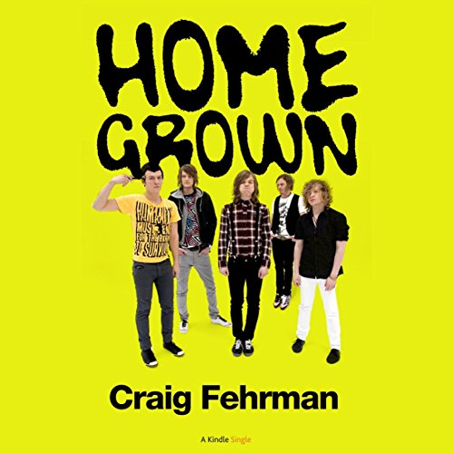 Home Grown audiobook cover art