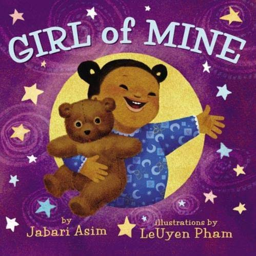 Top girl of mine board book for 2021
